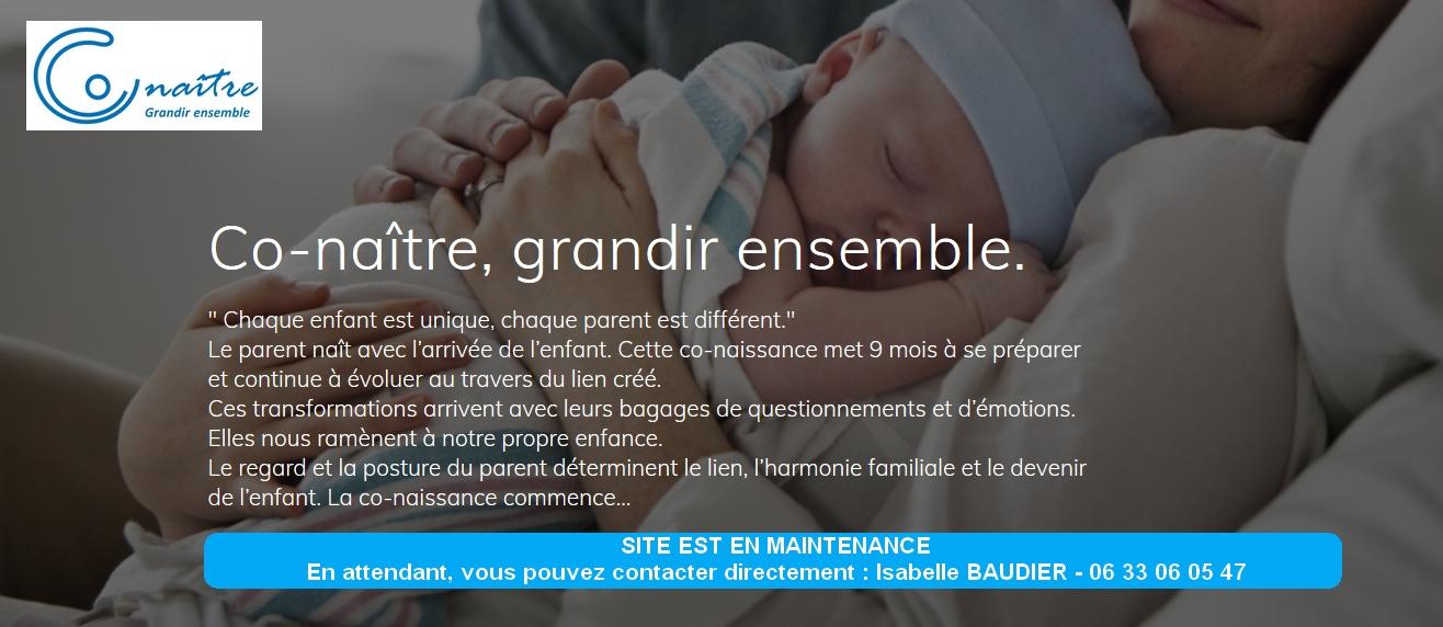 Isabelle BAUDIER / Co-naître Grandir ensemble